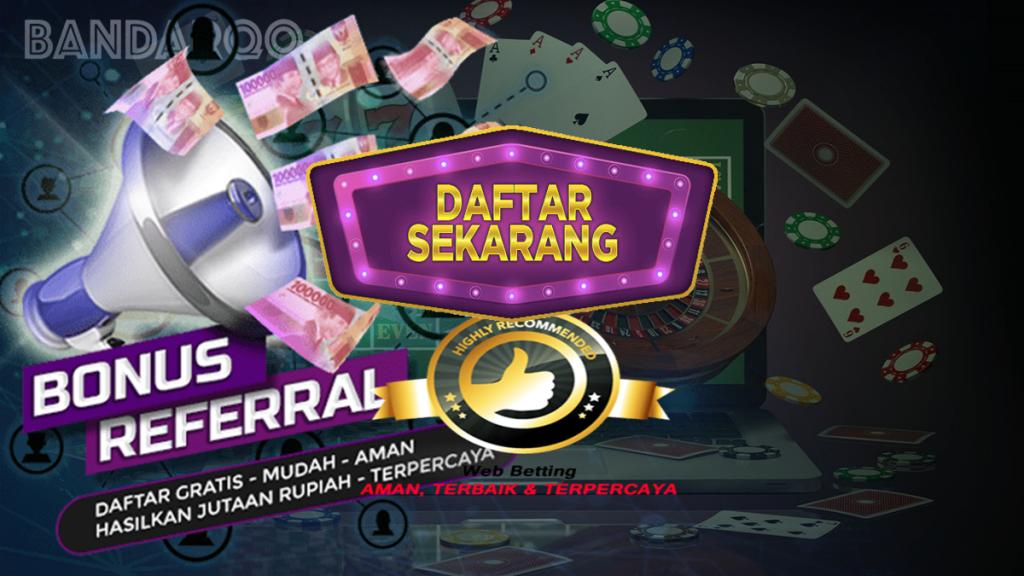 Keuntungan Mendaftar Dalam Casino Online Untuk Main Judi